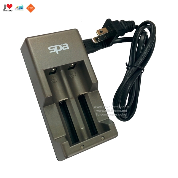SPA 18650 Universal Charger รุ่น LC-847A