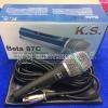 ไมค์สาย K.S. รุ่น Beta 87C