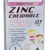 Healthy Care Zinc Milk Flavour แร่ธาตุสังกะสีรสนม จำนวน 120 เม็ด