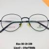 กรอบบาง กลมดำ +เลนส์มัลติโค๊ต Size 50-19-138