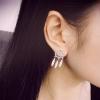 ต่างหูตาข่ายดักฝัน Dream Catcher Earrings