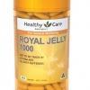 Healthy Care Royal Jelly นมผึ้ง 1000 มิลลิกรัม 365 แคปซูล