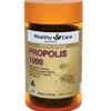 Healthy Care Propolis นมผึ้ง 1000 มิลลิกรัม 200 แคปซูล