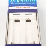 เครื่องชาร์จเปล่า Panasonic Eneloop Basic สามารถชาร์จ AA และ AAA ได้ครั้ง 2 ก้อน ของแท้ประกัน 1 ปี