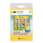 ชุดชาร์จ GP Limited Edition BA-NA-NA USB Charger