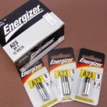 ถ่าน Energizer A23 12V จำนวน 12 แพค/กล่อง