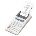 เครื่องคิดเลขพิมพ์กระดาษ Casio HR8RC 12 หลัก ขาว