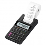 เครื่องคิดเลขพิมพ์กระดาษ Casio HR8RC 12 หลัก ดำ