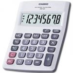 เครื่องคิดเลข Casio MW8V ของแท้ สีขาว