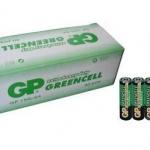 ถ่าน GP ขนาด AA คุณภาพดี พลังไฟเยี่ยม จำนวน 40 ก้อน/กล่อง