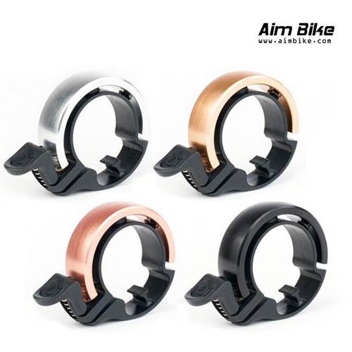 Knog Oi Bike Bell Large//Black